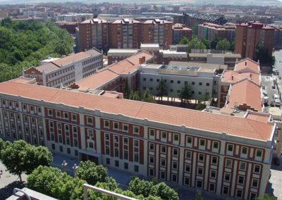 Antiguo Hospital Militar de Valladolid