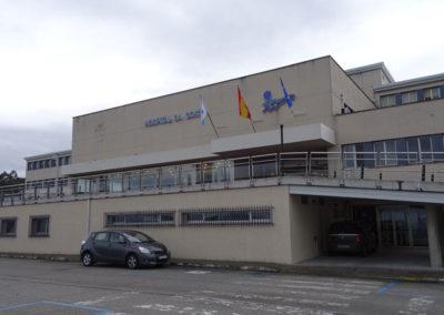 """Hospital """"a Costa"""" de Burela, Lugo"""