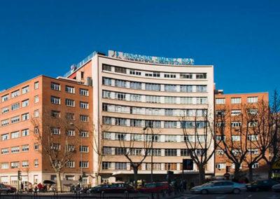 Hospital Fundación Jiménez Díaz, Madrid