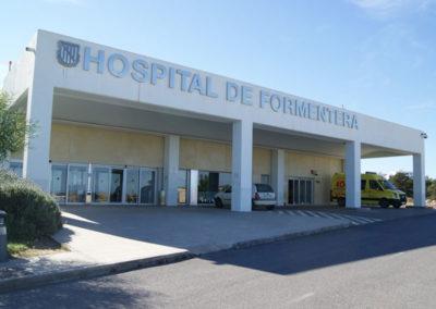 Hospital de Formentera, Islas Baleares