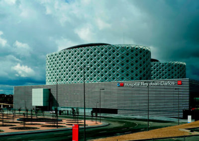 Hospital Rey Juan Carlos, Móstoles