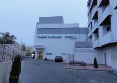 Hospital de La Zarzuela, Madrid