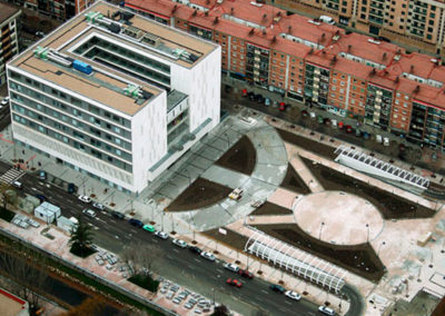 Nuevo Edificio Juzgados de Burgos