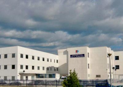 Hospital Comarcal de Laredo (Plan Horizonte), Cantabria